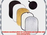 Signstek 5-in-1 40*60 Collapsible Multi Disc Light Reflector Set Photo Studio Outdoor Photograpy