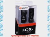 Neewer? FC-16 Multi-Channel 2.4GHz 3-IN-1 Wireless Flash/Studio Flash Trigger with Remote Shutter