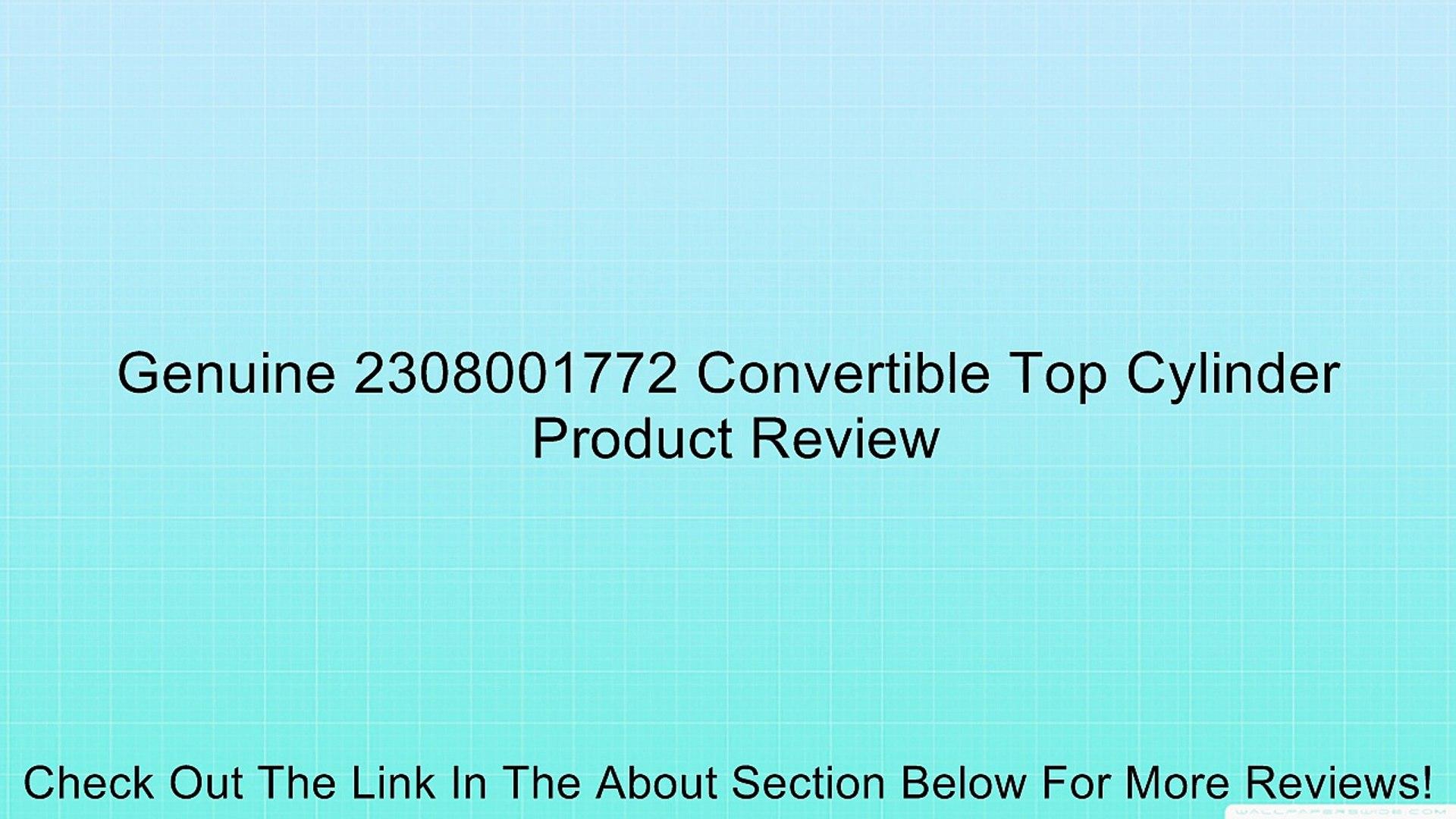 Genuine Hyundai 22311-23700 Cylinder Head Gasket