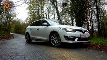 Renault Megane 1.5 dCi Sport Tourer GT Line testi (2014)