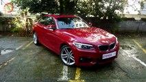 BMW 220d M Sport testi (2014)