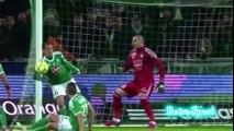 Saint Etienne vs Paris Saint Germain (PSG ) 0 - 1 All Goals Highlights Ligue 1 2014 - 2015