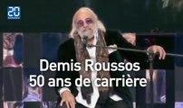 Demis Roussos est mort: Retour sur 50 ans de carrière