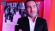 Gilles Lellouche à l'affiche de L'enquête, sur l'affaire Clearstream