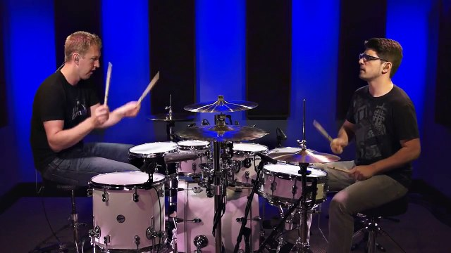 2 drummers play sync The Fresh Prince of Bel-Air