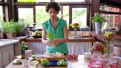 Simples e saudável: salada multigrãos
