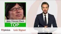 Le Top Flop: Jean-Vincent Placé tacle Jean-Luc Mélenchon / Cyril Hanouna fait appel à l'ultra-conservateur Chuck Norris