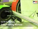 Máy đánh bóng inox ống cố định, máy đánh sọc inox, đánh bóng gương inox CL 75 www.maydanhbonginox.com