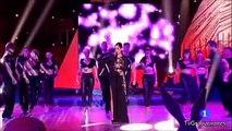 Roko cantando Luz en Reyes y Estrellas TVE1