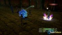 Final Fantasy X-2 HD : Acte 2 / Vaincre les boss Logos et Ormi à Guadosalam