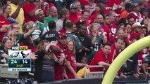 Confira os cinco momentos mais engraçados da NFL nesta temporada! Não da para perder!