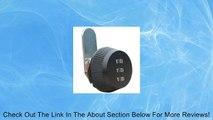 Combi Cam Cc7850L B 1-.13 In. Combi-Cam Locks - Black Review
