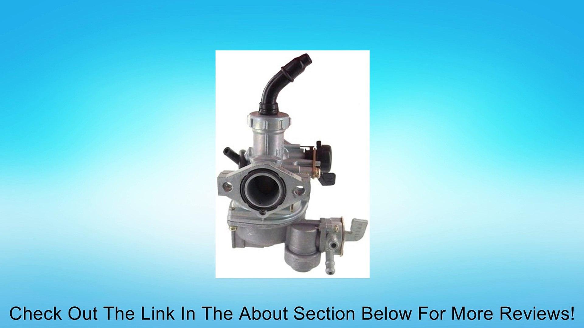 NEW Carburetor Honda 1979-85 ATC110, 1984-85 ATC125 ATC125M, 1980-86 CT110, 1985-88 TRX125 Review