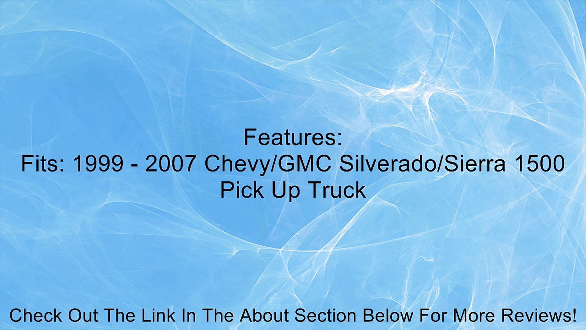 1999-2006 Chevy GMC 1500 Truck Rear Lowering Drop Shackles