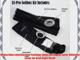 Fotodiox 10SBXBLC36OTEZ Pro Studio Solutions EZ-Pro Octagon Softbox 36-Inch with Speedring