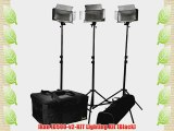 Ikan ID500-v2-KIT Lighting Kit (Black)