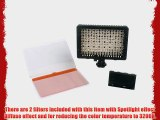 Neewer? CN-160 160PCS LED Dimmable Ultra High Power Panel Digital Camera / Camcorder Video