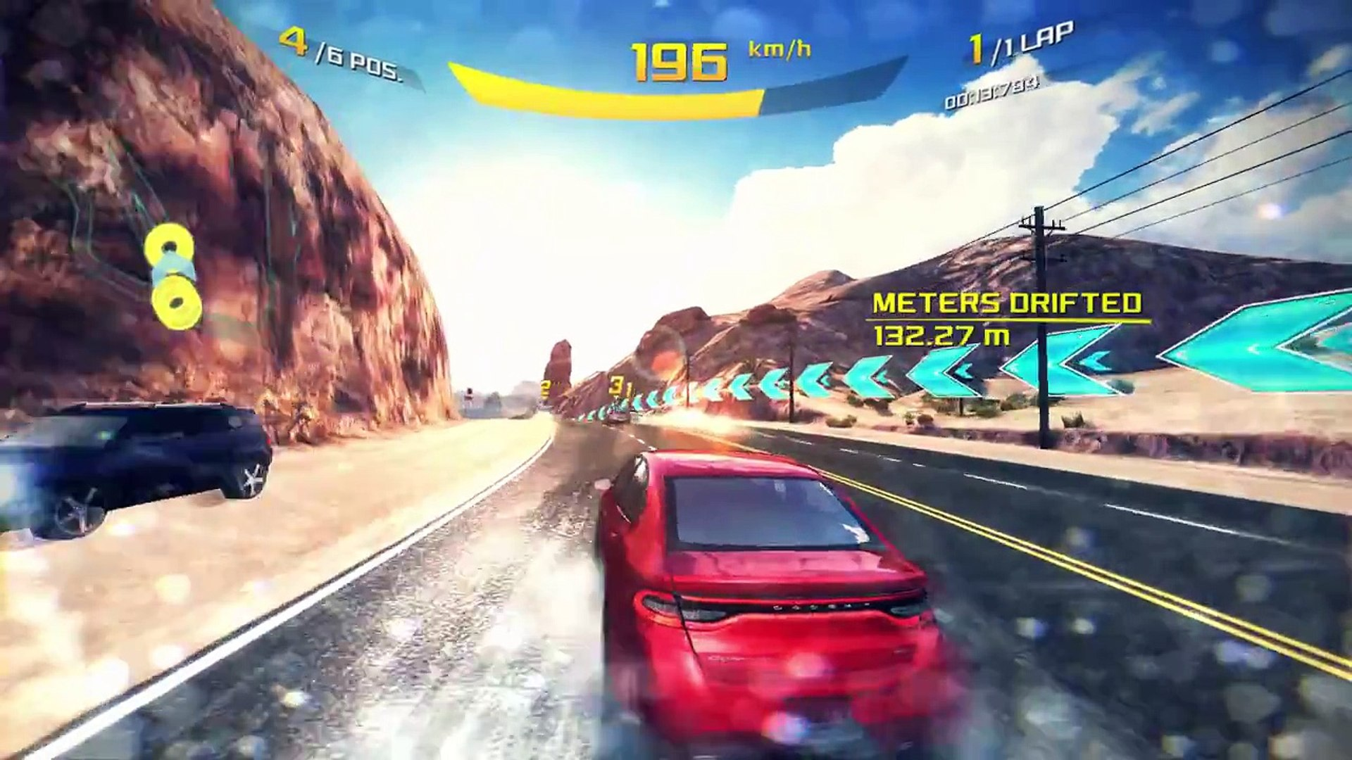 Asphalt 8 Gameplay  Xbox game for PC using Xbox One controller