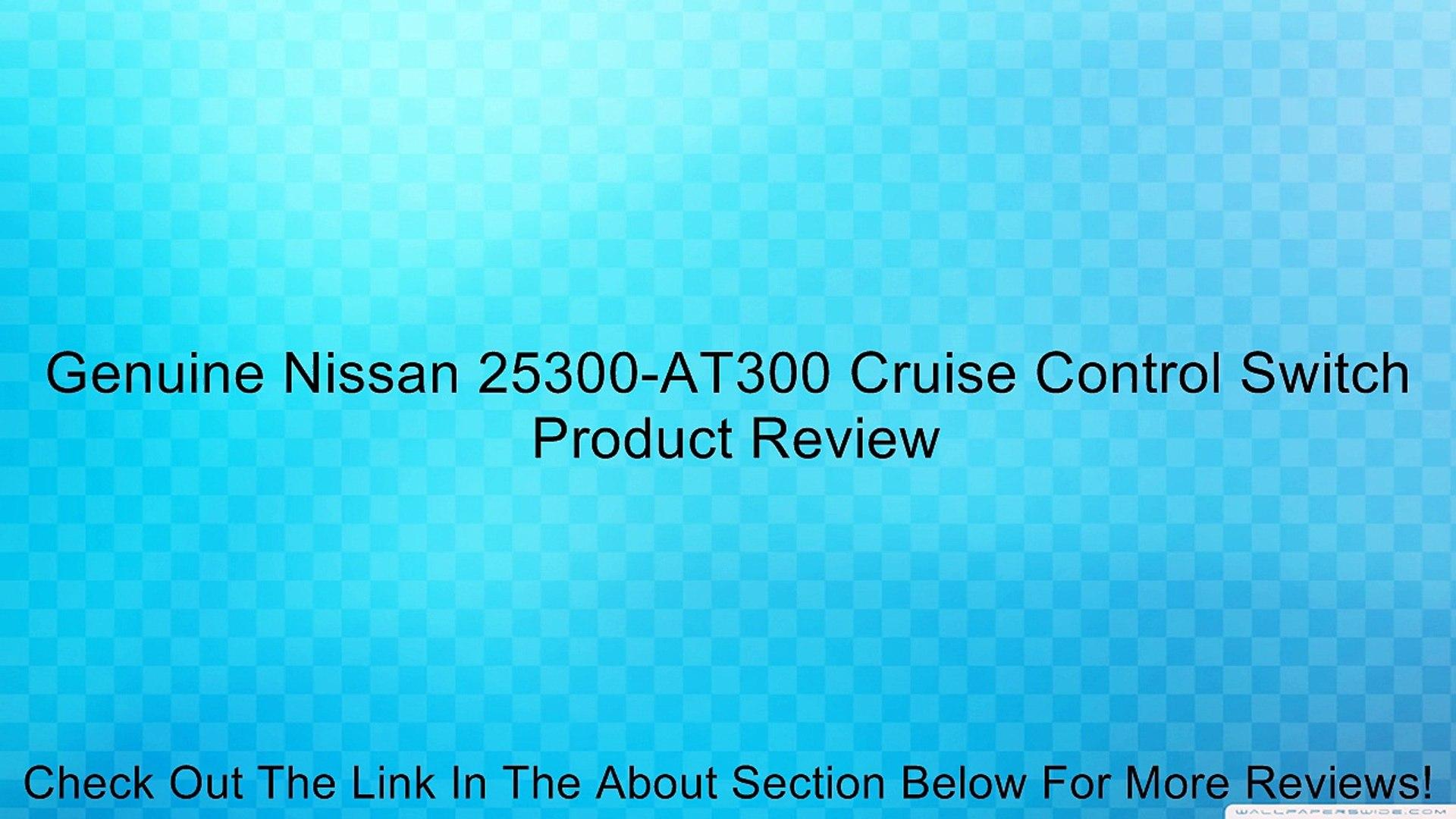 Genuine Nissan Thermostatic Switch 27723-8J000