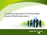 Mobile App Developer India-Apps Developeres in India