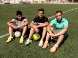 Ziz Zag Nutmeg/Tunnel - Football Match Skills & Street Soccer Tricks or moves