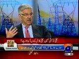 Capital Talk (Khawaja Asif Exclusive…) – 28th January 2015