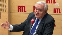 """Jean-Pierre Raffarin : """"Je crains la déception du peuple grec"""""""