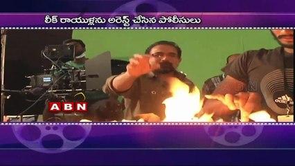 Prabhas Rajamouli Bahubali scenes leaked