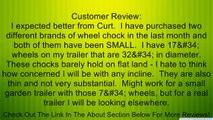 Curt 22800 Wheel Chock Review