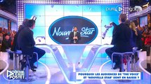 """Cyril Hanouna tacle """"Nouvelle Star"""""""
