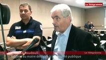 Lorient. Protection des commerçants : la ville adopte le dispositif H call