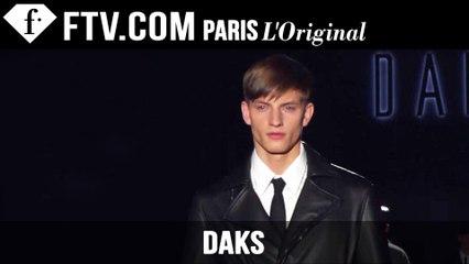 Daks Men Fall/Winter 2015-16 | Milan Men's Fashion Week | FashionTV