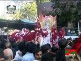 Aey meray Hussain(a.s) Alwida....by Syed Riaz Haider Zaidi (2010)