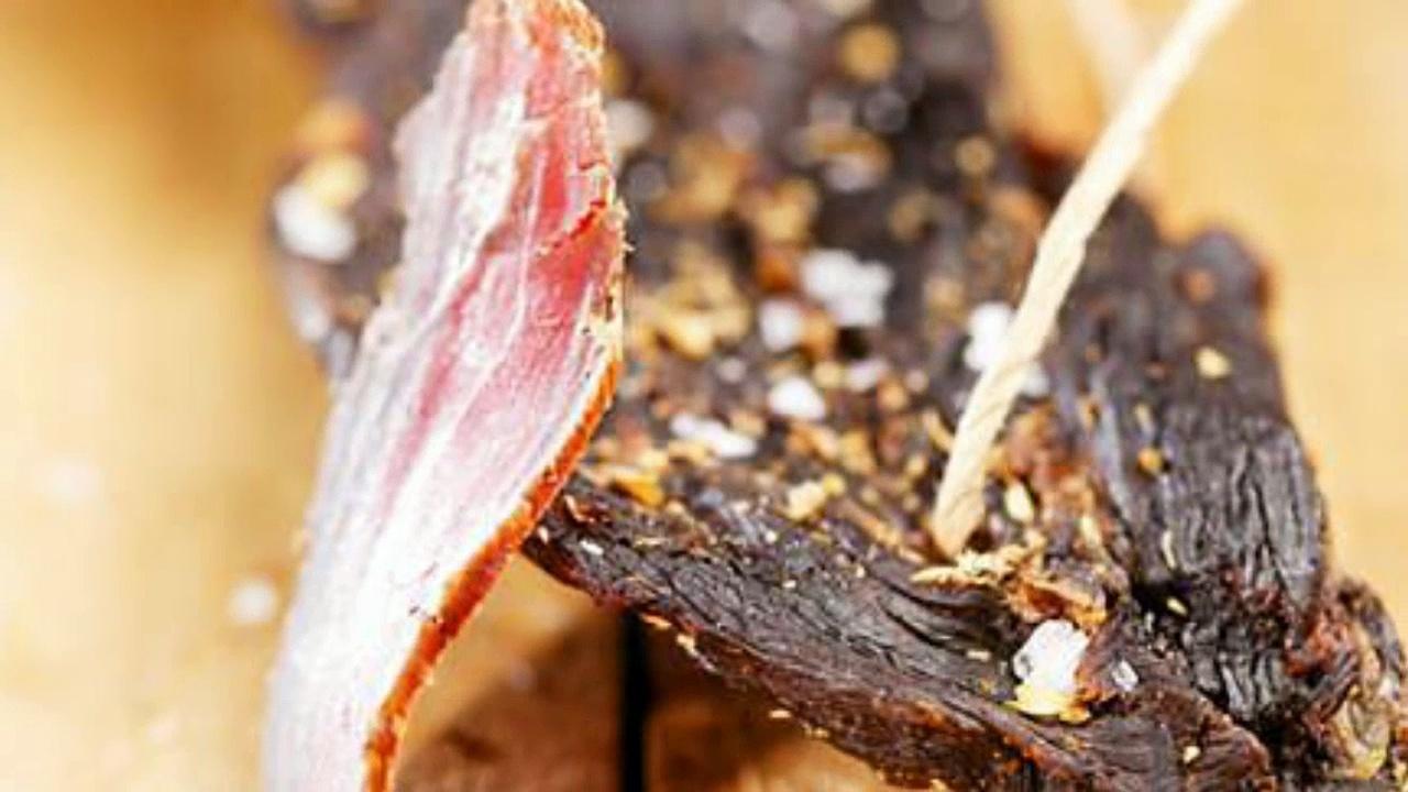 Natural Beef Jerky