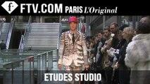 Etudes Studio Men Fall/Winter 2015-16 | Paris Men's Fashion Week | FashionTV