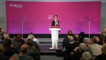 Miliband: Cameron breaking promises on NHS