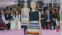 CHRISTIAN DIOR Highlights Spring Summer 2015 Haute Couture Paris by Fashion Channel
