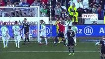 Cristiano Ronaldo Red Card ~ Cordoba vs Real Madrid 1 2 La Liga 2015 24  01  2015 FULL VIDEO