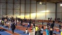 Reims. 24/01/15. Marie VERGNES. 60m