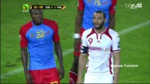 CAN 2015 Tunisie 1-1 RD Congo - Les buts du Match 26 01 2015