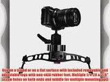 Fotodiox Pro SlideCam 1000 - 39 Video Slider Stabilizer DSLR Camera Track Slider Linear Stabilization
