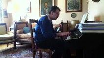 La Ballade de Johnny Jane - Serge Gainsbourg - Jane Birkin - Piano