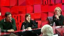 Stéphane Bern reçoit Marina Foïs et Laurent Lafitte dans A La Bonne Heure du 27 janvier 2015 Partie 2