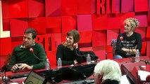 Stéphane Bern reçoit Marina Foïs et Laurent Lafitte dans A La Bonne Heure du 27 janvier 2015 Partie 3