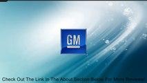 Genuine GM 11561233 Torsion Bar Adjust Nut Review