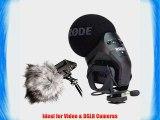 Rode Stereo VideoMic Pro Rode Deadkitten Rode VXLR XLR Adaptor Rode VC1