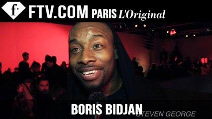 Boris Bidjan Men Arrivals | Paris Men's Fashion Week Fall/Winter 2015-16 | FashionTV