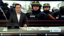 French police arrest 5 in terrorism raid