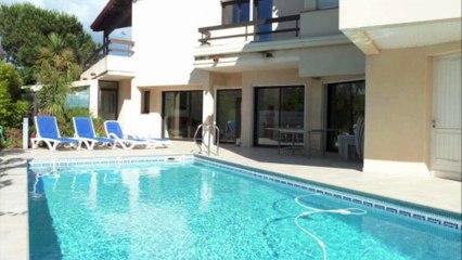 CANET PLAGE VILLA contemporaine  A VENDRE - 7 pièces - Appartement indépendant