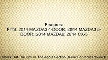 Genuine Mazda (BHN1-V9-093) Alloy Pedal Review